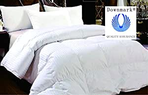 White Goose Down Duvet- All Season-320TC- With Downmark®-Made in Canada (King): Amazon.ca: Home ...