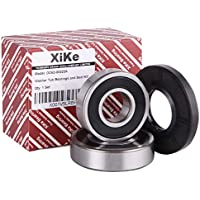XiKe DC62-00223A Washer Tub Bearing & Seal Kit Rotate Quiet and Durable, Replacement for Samsung and Kenmore AP4211943, PS4208713, DC97-328L, DC97-15931A, DC97-15328A, DC97-15328F, DC97-328G.