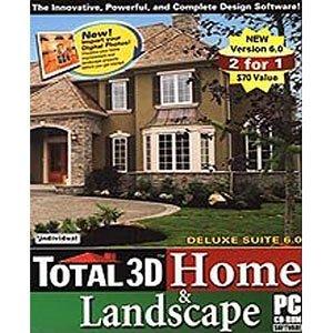 amazon com individual total 3d home and landscape 6 windows rh amazon com
