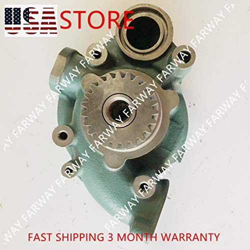 B7R Cooling Engine Water Pump 20575653 8192050 for Volvo FE6 FE7 FL6 FL7 Truck