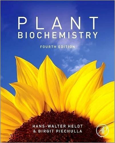 biochemistry and molecular biology of plants buchanan pdf