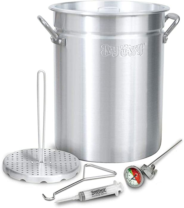Top 10 Turkey Deep Fryer Pots