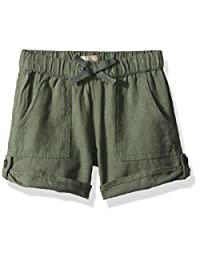 Roxy - Pantalones Cortos de Playa para niña