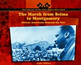 The March from Selma to Montgomery, Jake Miller, 0823962547