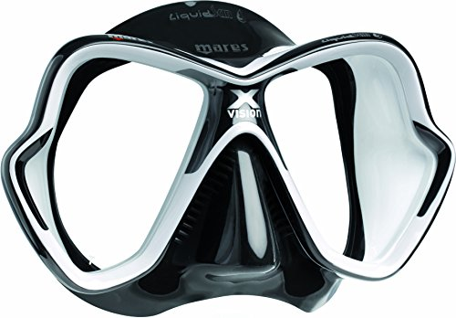 Mares X-vision Liquid Skin 14 Mask (WHITE/BLACK)