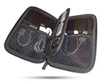 Mogix Electronics Case - Weatherproof - Best For All Mobile Accessories Like Your Battery Charger, Cords & Phone - Can be Used As A Hard Drive Bag too!
