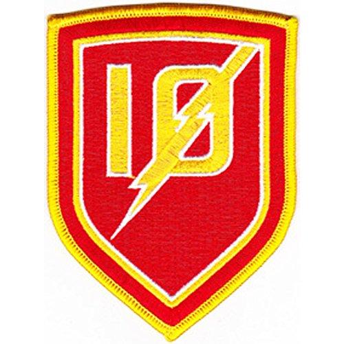 DESRON 10 Destroyer Squadron Patch