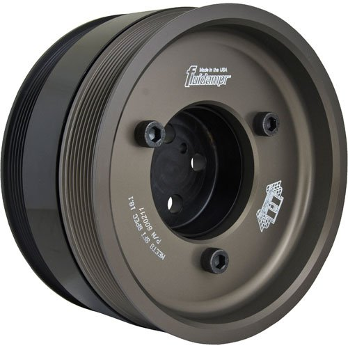 Fluidampr 800211 PowerStroke Harmonic Damper for Ford 6.4L Engine