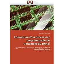 CONCEPTION D  UN PROCESSEUR PROGRAMMABLE DE T