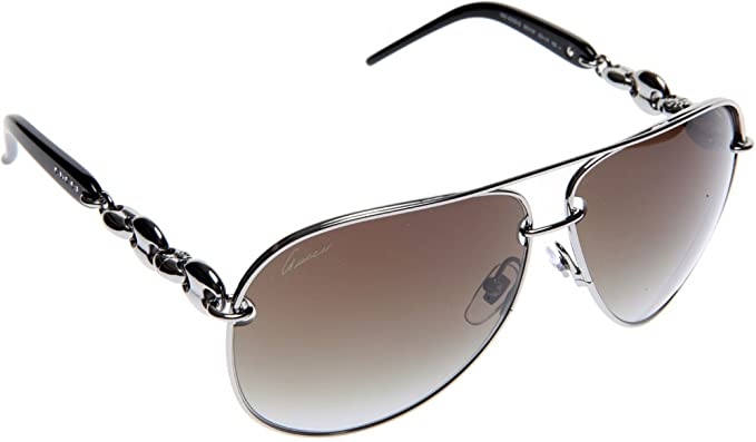 c2f77d6099e0a Gucci GG4225 S BGY IF 63 Womens Sunglasses  Amazon.co.uk  Clothing