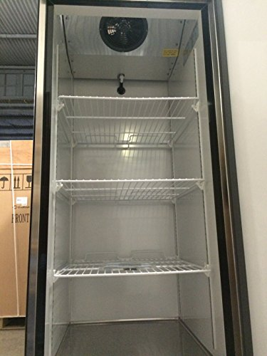 GenKraft Commercial Freezer - Single Solid Door 23 Cu.Ft. For use in the food service industry such as restaurants, bars, food catering, etc. GST23BF by GenKraft