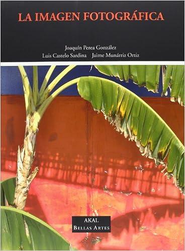 Descargas gratuitas de libros electrónicos en línea La imagen fotográfica (Bellas Artes) PDF DJVU FB2 8446020009