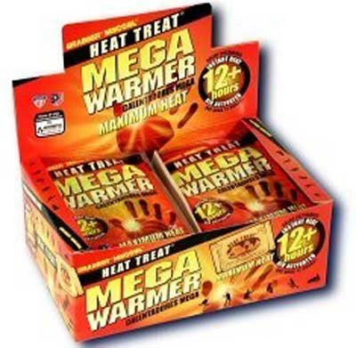 Heat Treat Mega Warmer - Box of 30 Pair - Grabber Mycoal Hand Warmers Shopping Results