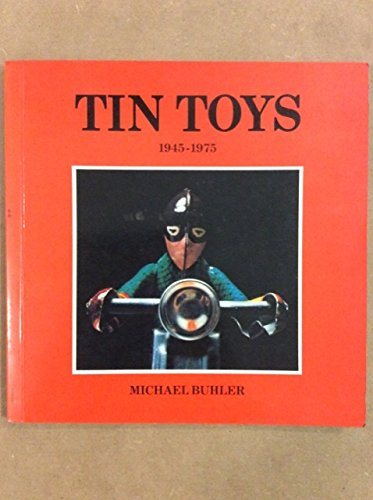 The 8 best tin toys book