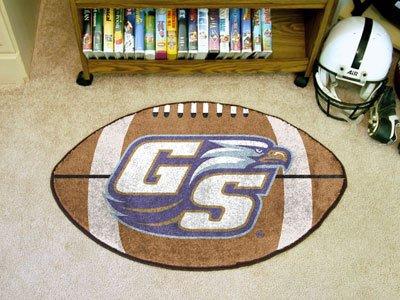 Ball Soccer Rug Georgia - Georgia Southern University Football Rug