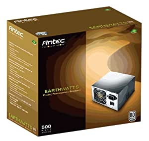 Antec EA500 ATX 12V 500W Power Supply for ATX Cases