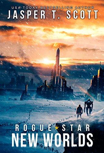 Rogue Star (Book 2): New Worlds (A Post-Apocalyptic -