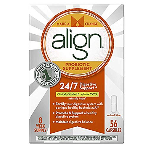 (Align Probiotic Supplement (Packaging May Vary))