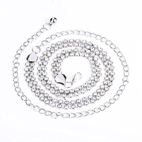Copper Chain Belt - apparel-belts