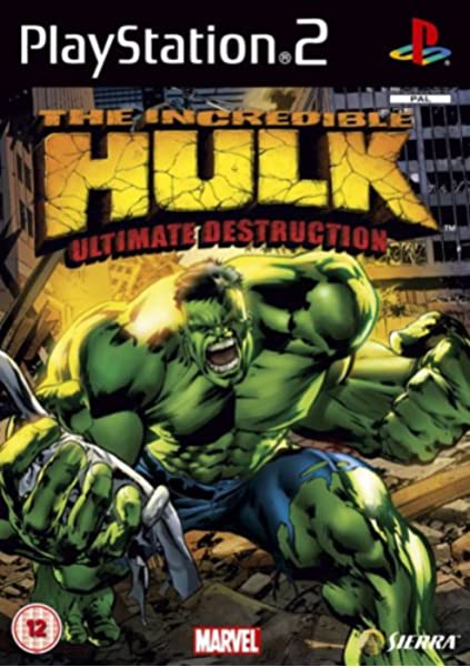 The Incredible Hulk: Ultimate Destruction: Amazon.es: Videojuegos