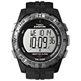Timex Expedition Full Vib Alert Cat Blk Res Watch
