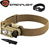 NEW Combo Pack Bright Sidewinder Compact II Military Tactical Ultimate Flashlight For Zombie Apocalypse Camping Power Outage Survival Kit W/ Free Paracord Bracelet & Credit Card Knife Survival Life