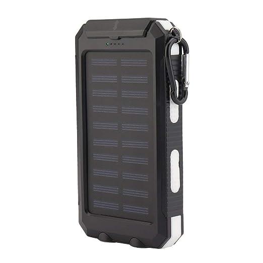Cargador Solar 300000mAh Cargador de Teléfono Solar Power ...