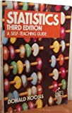 img - for Statistics (Wiley Self-Teaching Guides) by Donald J. Koosis (1985-08-07) book / textbook / text book