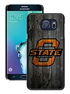Unique Samsung Galaxy Note 5 Edge Case ,Popular And Fashionable Designed Case With NCAA Big 12 Conference Big12 Football Oklahoma State Cowboys 10 Black Samsung Galaxy Note 5 Edge Phone Case