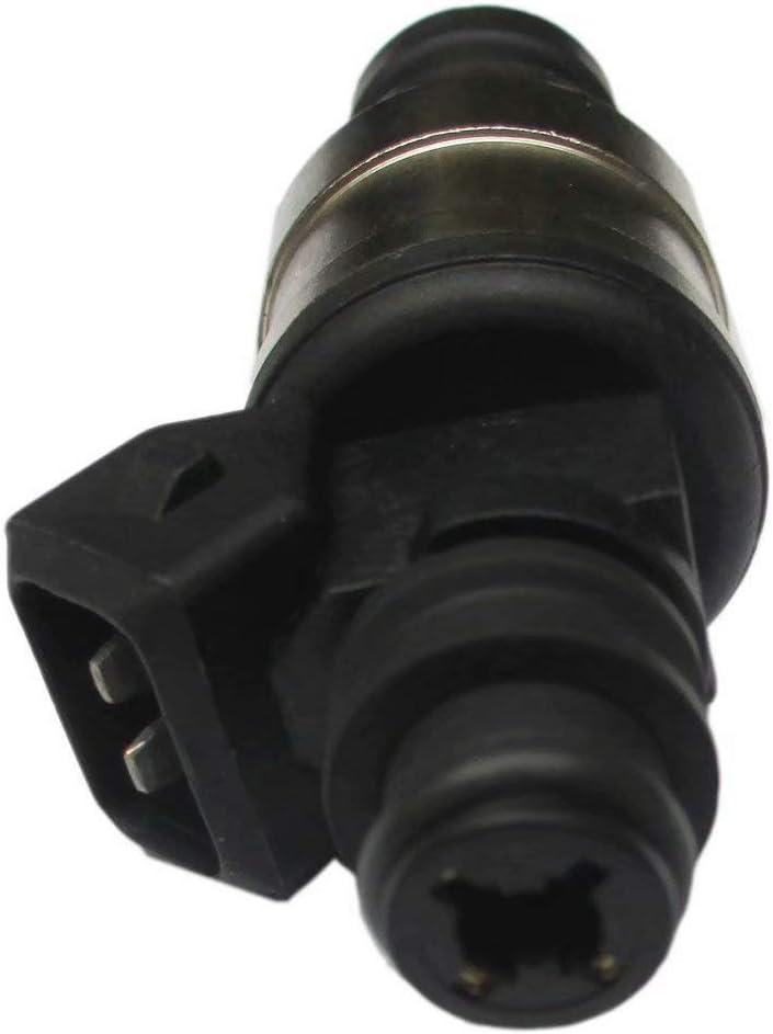 4 x 650CC M02H750X4 Fuel Injector for MITSUBISHI EVO 4 5 6 7 8 9 RX7 FC3S13B 20B 4AGE 4G63T