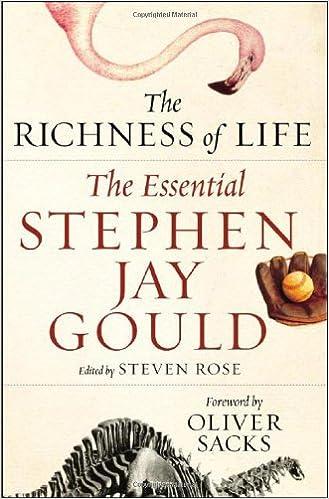 Stephen j gould essays