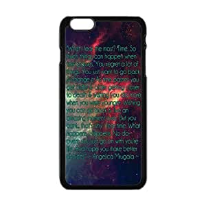 """Danny Store Hardshell Cell Phone Cover Case for New iPhone 6 Plus (5.5""""), Wisdom"""