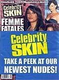 Celebrity Skin Magazine #139 Charlize Theron