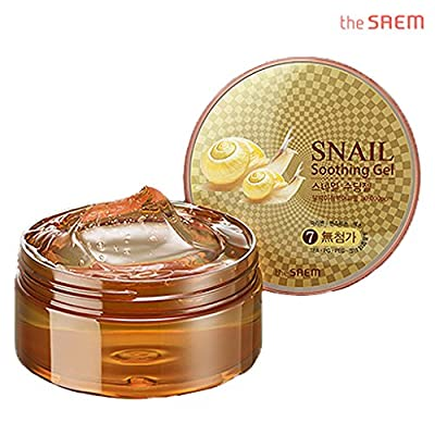 -the-Saem--Snail-Soothing-Gel-300ml