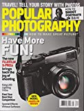 Popular Photography Magazine (March 2016 - Newsstand Cover)