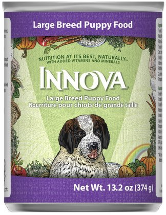 Innova Large Breed Puppy Food- 12x13.2 oz