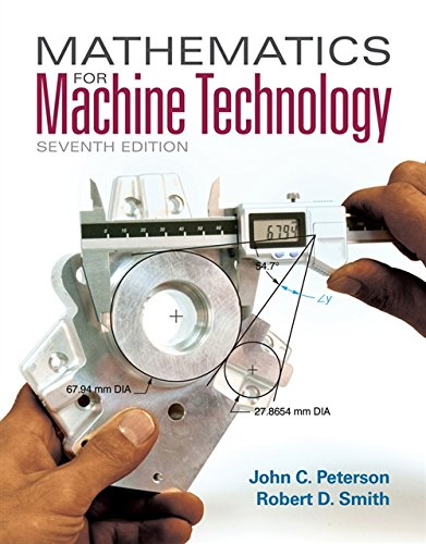 Books : Mathematics for Machine Technology