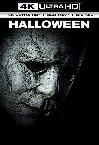 Halloween (2018) [4K Ultra HD + Blu-ray + Digital] (Bilingual) Jamie Lee Curtis Judy Greer Andi Matichak David Gordon Green