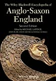 Front cover for the book The Blackwell Encyclopedia of Anglo-Saxon England by Michael Lapidge