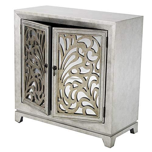 HomeRoots Kitchen 294578-OT Furniture Piece Multicolor