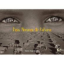 Dois meninos de Kakuma