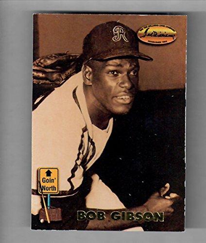 seball Card #142 Bob Gibson.#45254.*2 ()