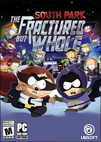 South Park: The Fractured But Whole Windows E3