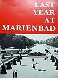 Last Year at Marienbad, Robbe-Grillet, Alain, 0714503339