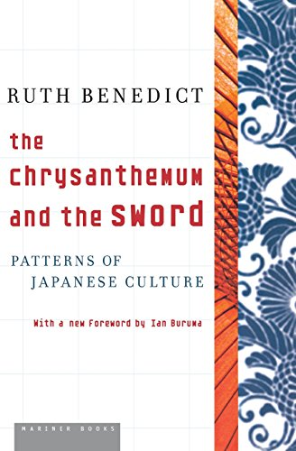 The Chrysanthemum and the Sword: Patterns of Japanese Culture - German Ww2 Pattern