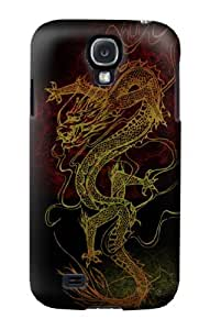 S0354 Chinese Dragon Case Cover for Samsung Galaxy S4 mini