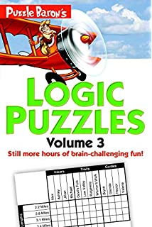 Puzzle Barons Logic Puzzles Hours Of Brainchallenging Fun - 3 Light Switch Logic Problem
