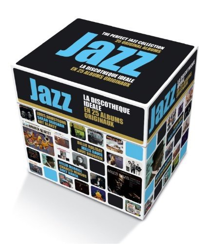 The Perfect Jazz Collection: 25 Orig Inal Albums (Orig Box)