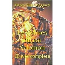 Les Mines du roi Salomon: Œuvre complete (French Edition)