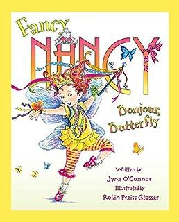 fancy nancy bonjour butterfly - Fancy Nancy Halloween